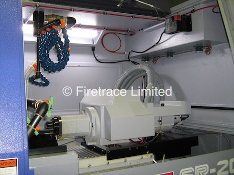 The Importance of Installing Automatic Fire protection to CNC Machines