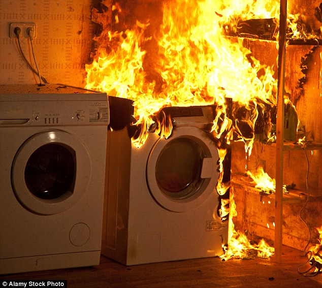 Update on White Appliance Fires