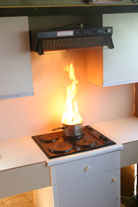 Kitchen Fires and How to Protect Your Home