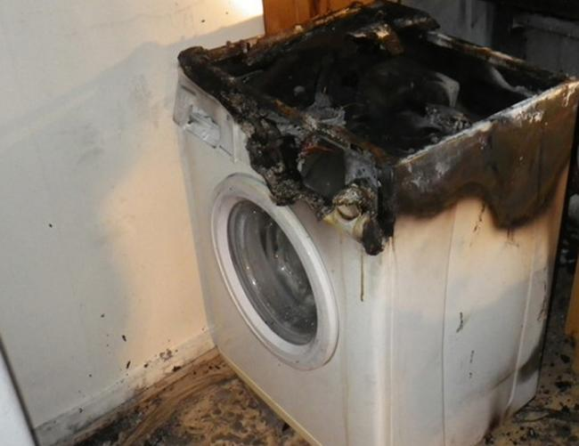 Are Your White Goods Safe From Fire?