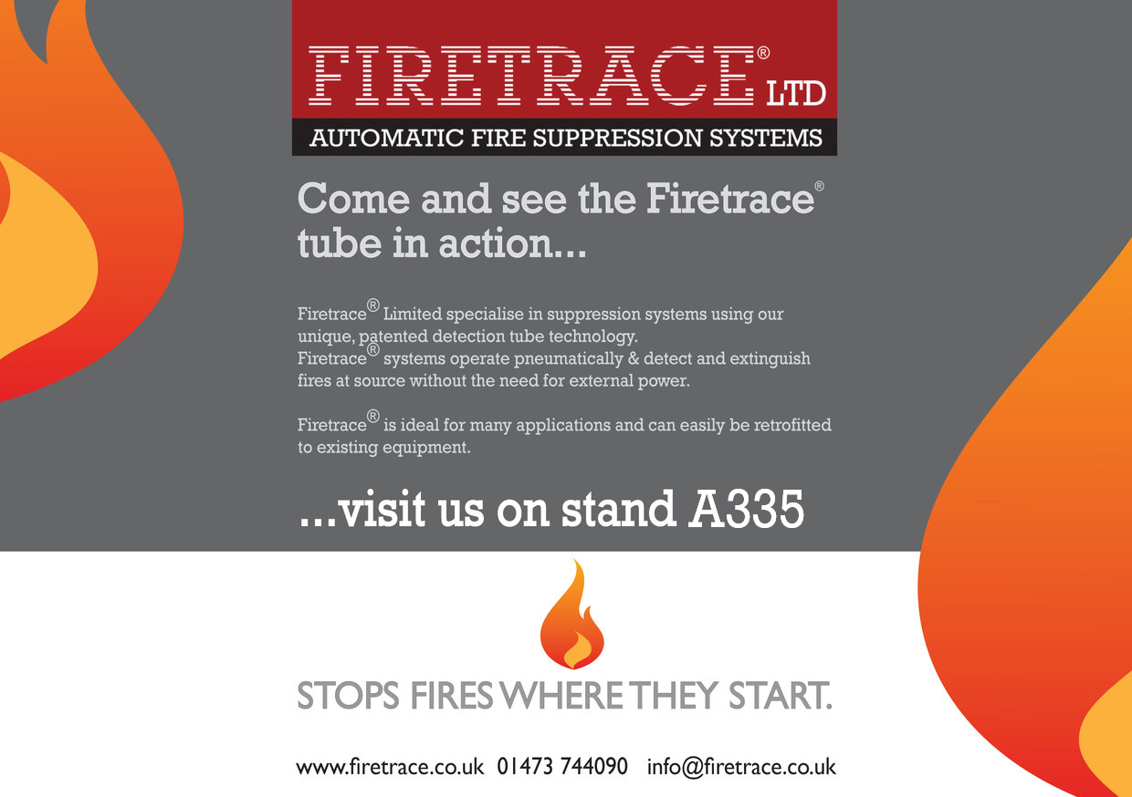 Visit us at FIREX 2018