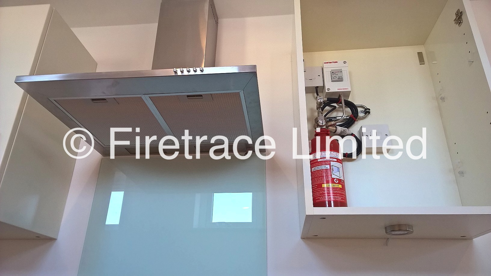 Kitchen Fires And How To Protect Your Home Firetrace