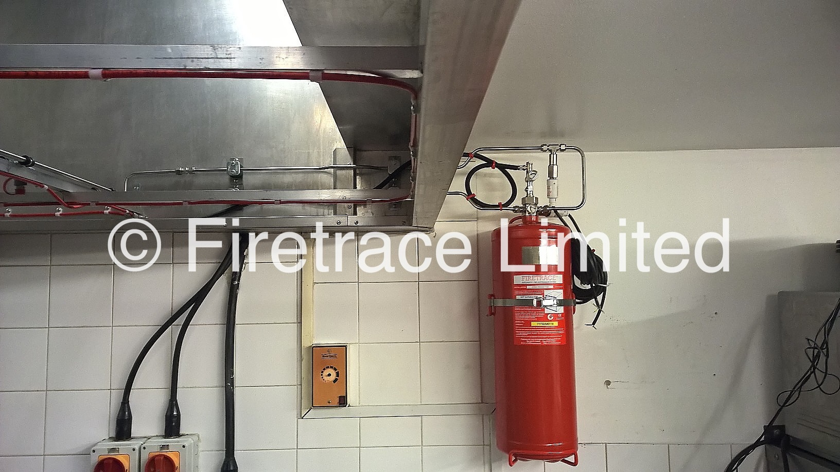 Kitchen fires how to avoid them firetrace
