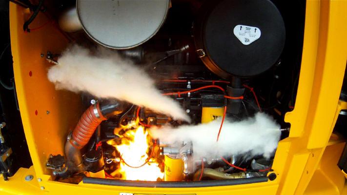 Heavy Equipment Fire Suppression Systems Firetrace